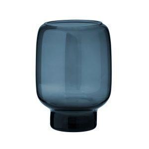 Stelton Hoop Maljakko Pieni Midnight Blue 14 Cm