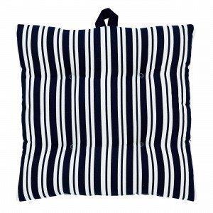 Stripes Istuintyyny Mariininsininen