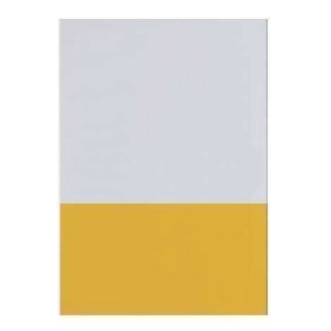 Studio Esinam Colors Juliste 70x100 cm No.4 Harmaa-Keltainen