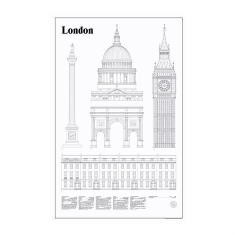 Studio Esinam Elevations Juliste 65x100 cm London