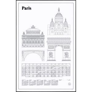 Studio Esinam Paris Elevations Juliste