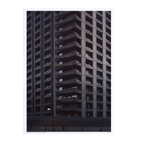 Studio Esinam Utopia Juliste 50x70 cm Barbican Estate