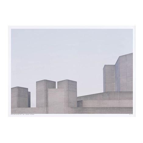 Studio Esinam Utopia Juliste 50x70 cm National Theatre