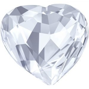 Swarovski Brilliant Heart Small