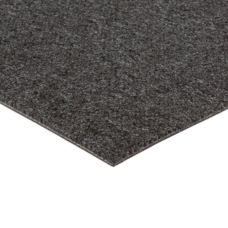 Tekstiililaatta Kubik Musta