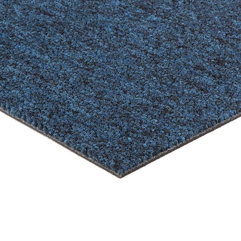 Tekstiililaatta Kubik Sininen