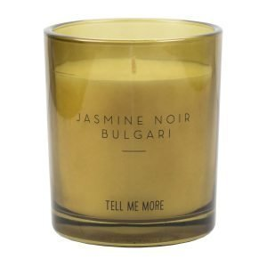 Tell Me More Noir Tuoksukynttilä Jasmine Noir Bulgari