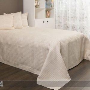 Tg Dekoratiivikankainen Päiväpeitto Mantovo Lino 240x240 Cm