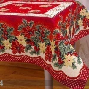 Tg Pöytäliina Frutoas Navidad 100x100 Cm
