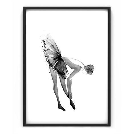 The Nordic Poster Ballerina Juliste 50x70 cm