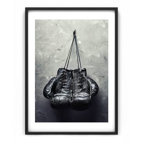 The Nordic Poster Boxing Gloves Juliste 50x70 cm