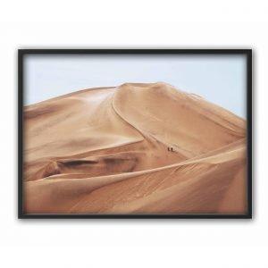 The Nordic Poster Desert Juliste Hiekka 50x70 Cm