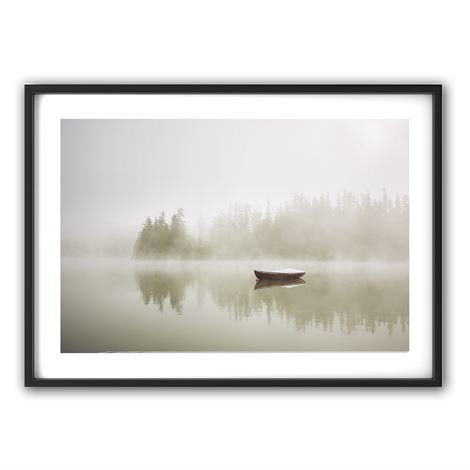 The Nordic Poster Rowing Boat Juliste 50x70 cm