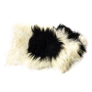 The Organic Sheep Longhair Lampaannahka Spotted 70x110 Cm