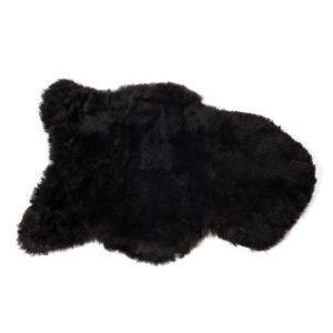The Organic Sheep Shorthair Lampaannahka Musta 50x100 Cm