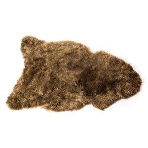 The Organic Sheep Shorthair Lampaannahka Ruskea 50x100 Cm