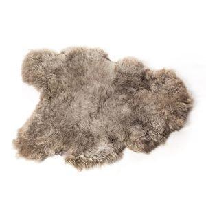 The Organic Sheep Shorthair Lampaannahka Taupe 50x100 Cm