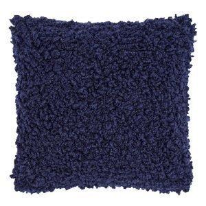 Tom Dixon Boucle Tyyny Sininen 45x45 Cm