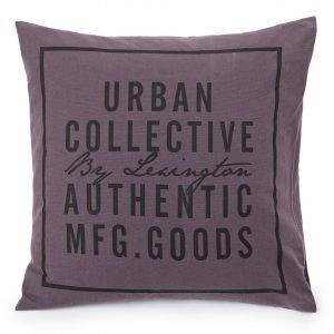 Urban Collective Urban Tyynynpäällinen Ruskea 50x50 Cm