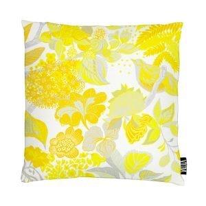 Vallila Esmeralda Tyynynpäällinen Yellow 43x43 Cm