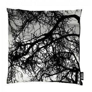 Vallila Kelohonka tyynynpäällinen 43 x 43 cm harmaa