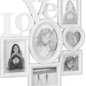 Valokuvataulu Love 6 Kuvalle