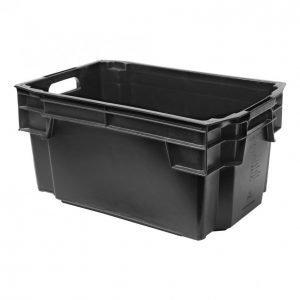 Varastolaatikko Musta 50 L