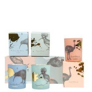 Victorian Bird Collection Tuoksukynttilä Multibox