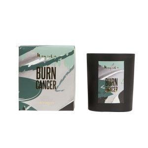 Victorian Burn Cancer Tuoksukynttilä Magnolia