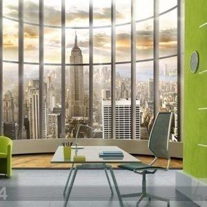 Visario Kuvatapetti Office View 300x280 Cm