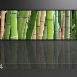 Visario Seinätaulu Bambu 120x40 Cm