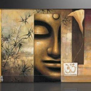 Visario Seinätaulu Buddha 60x80 Cm