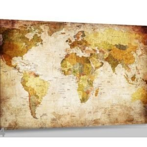 Visario Seinätaulu Kartta 60x80 Cm