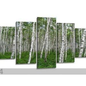 Visario Viisiosainen Seinätaulu MetsÄ