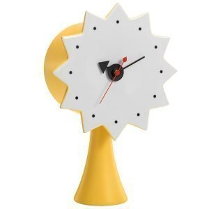 Vitra Ceramic Clock Model 2 Pöytäkello