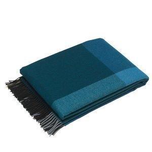 Vitra Colour Block Torkkupeitto Sininen Musta