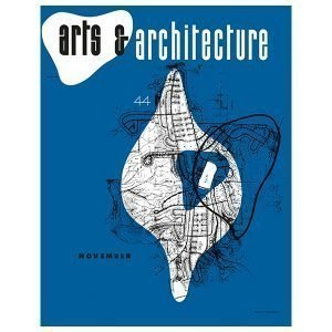 Vitra Cover Print Juliste Arts & Architecture November 1944