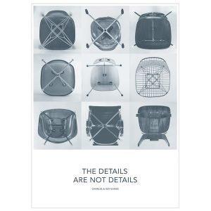 Vitra Eames Quotes Juliste Details