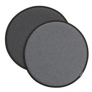 Vitra Seat Dot Istuintyyny Harmaa Tummanharmaa