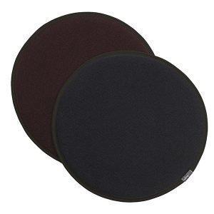 Vitra Seat Dot Istuintyyny Tummanharmaa Ruskea