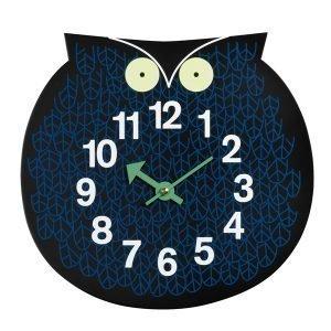 Vitra Zoo Timers Omar The Owl Seinäkello
