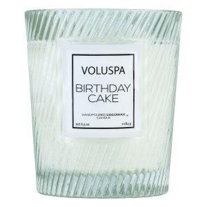 Voluspa Macaron Tuoksukynttilä Birthday Cake 40 H