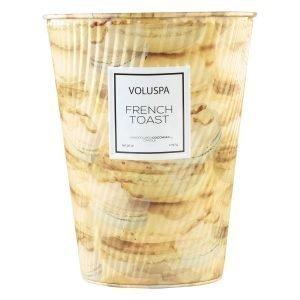 Voluspa Macaron Tuoksukynttilä French Toast 100 H