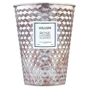 Voluspa Roses Tuoksukynttilä Rose Colored Glasses 100 H