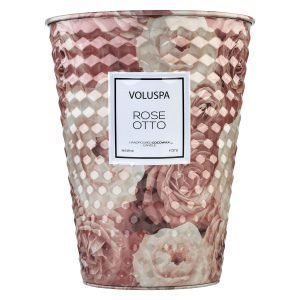 Voluspa Roses Tuoksukynttilä Rose Otto 100 H