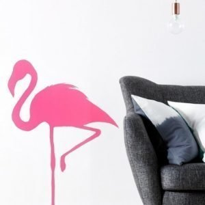 Wallpaper By Ellos Flamingo Sisustustarra