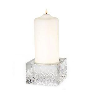 Waterford Lismore Essence Pillar Kynttilänjalka Kirkas