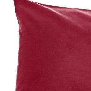 Webschatz Koristetyynynpäällinen Viininpunainen
