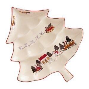 Wedgwood Christmas Village Xmas Sweet Vati 36 Cm