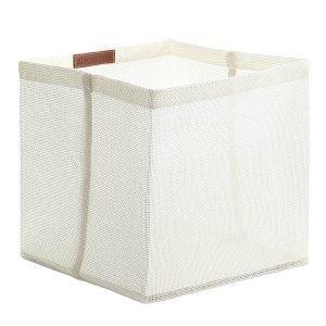 Woodnotes Box Zone Säilytin Suuri Musta